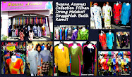 Busana Azamas Collection, Melaka.