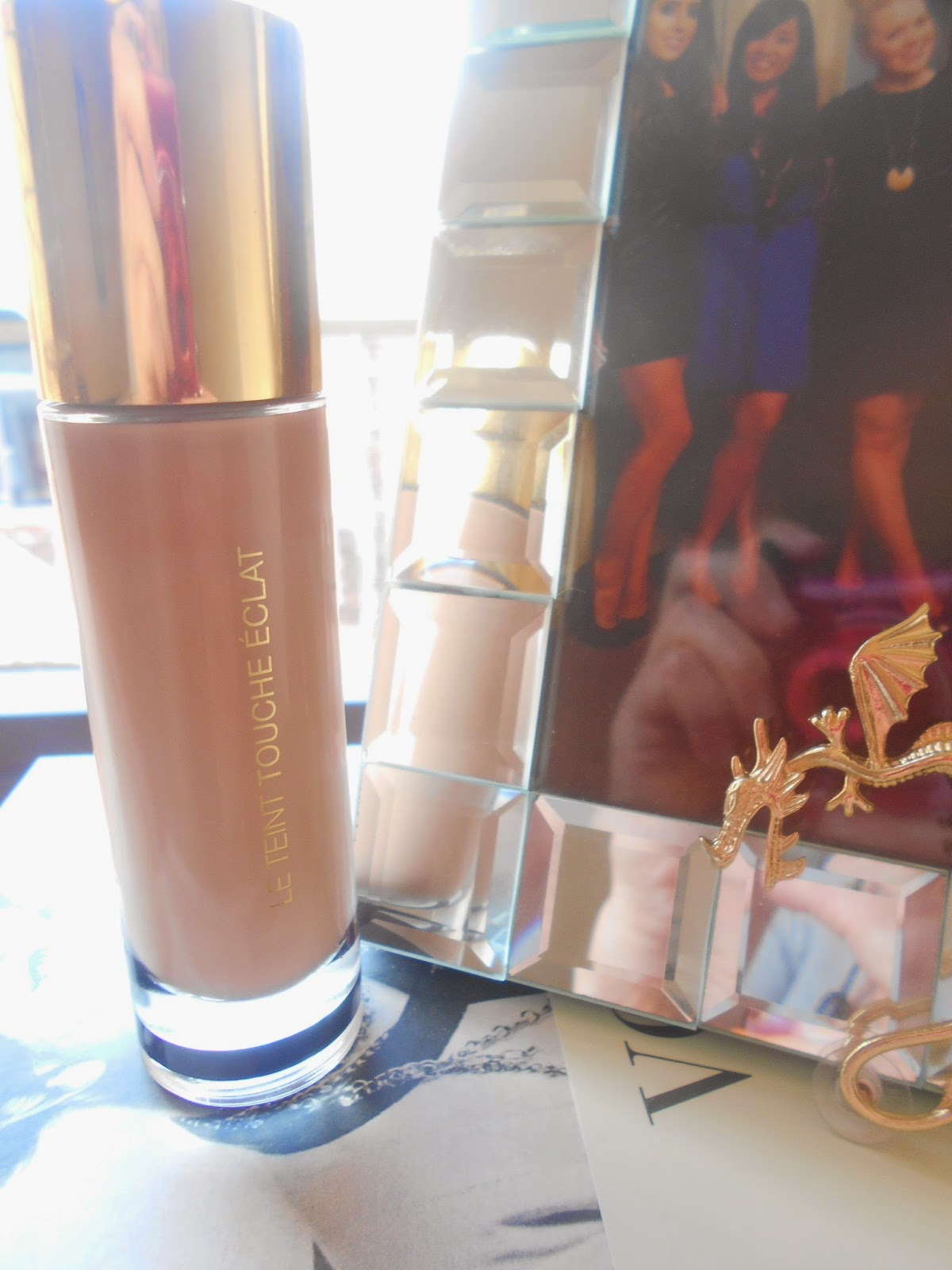 My Favorite Beauty Buy EVER! Yves Saint Laurent Le Teint Touche Eclat Foundation
