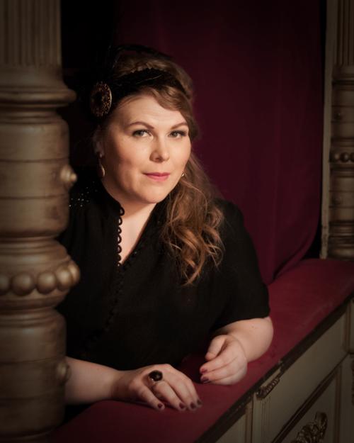 Singer-Songwriter Gunnhild Hasund
