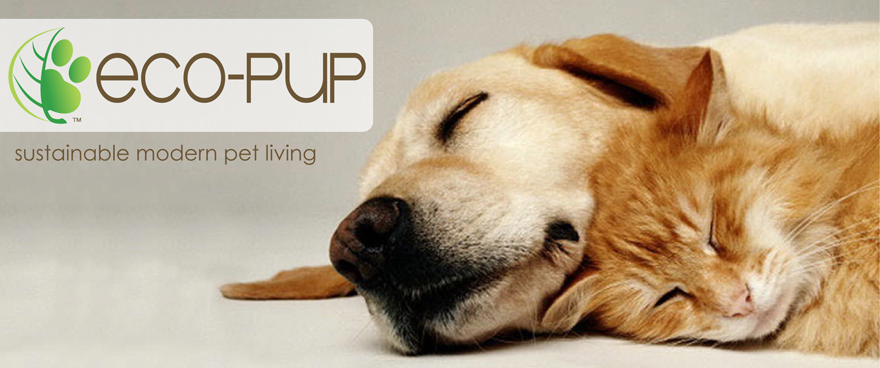 Eco-Pup - Sustainable Modern Pet Living