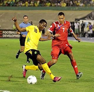 Jamaica vs Panamá, Eliminatoria Concacaf Grupo B