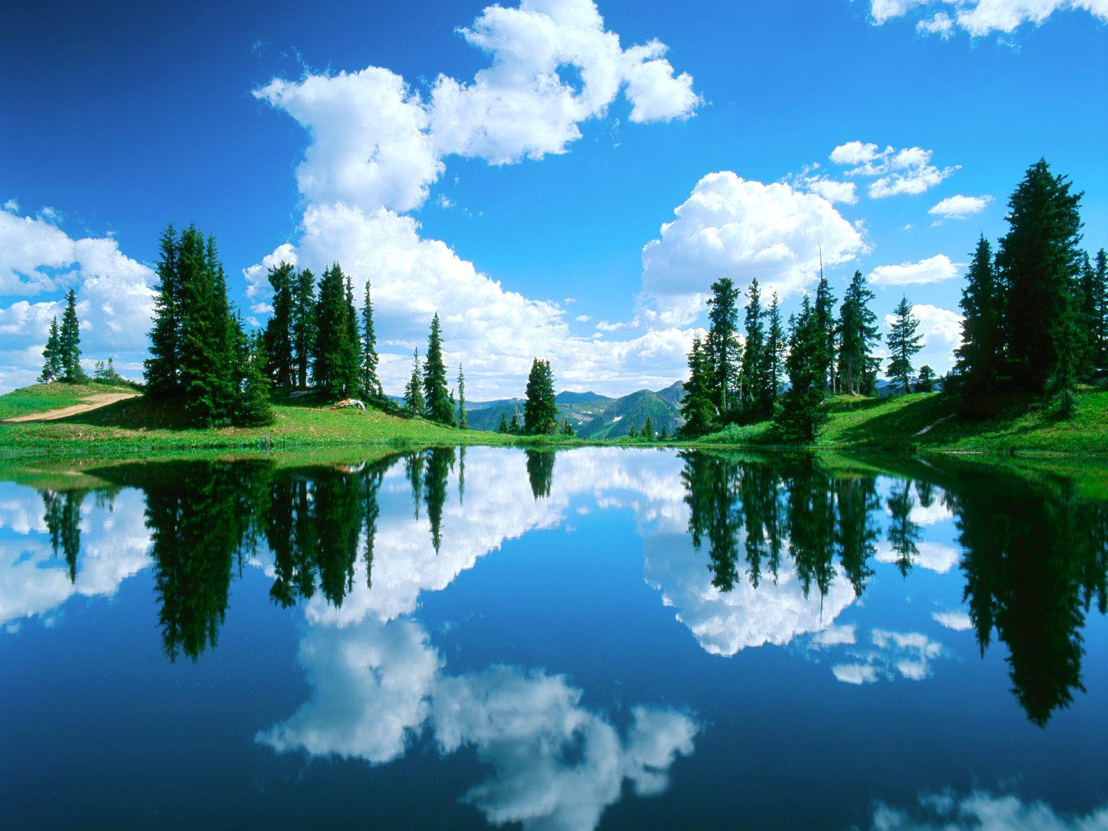 Beautiful Nature Wallpaper Lakes