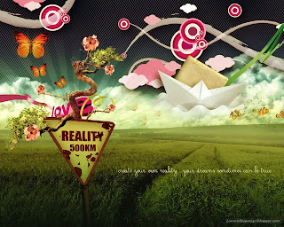 Love Reality Love Wallpaper