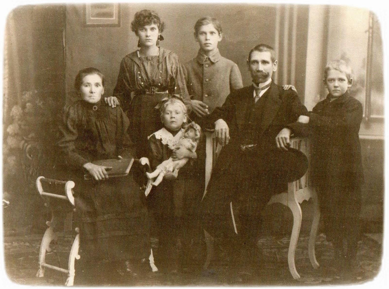 rodzina Skupień