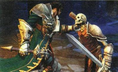 Catlevania Mirror of Fate - videojuegos