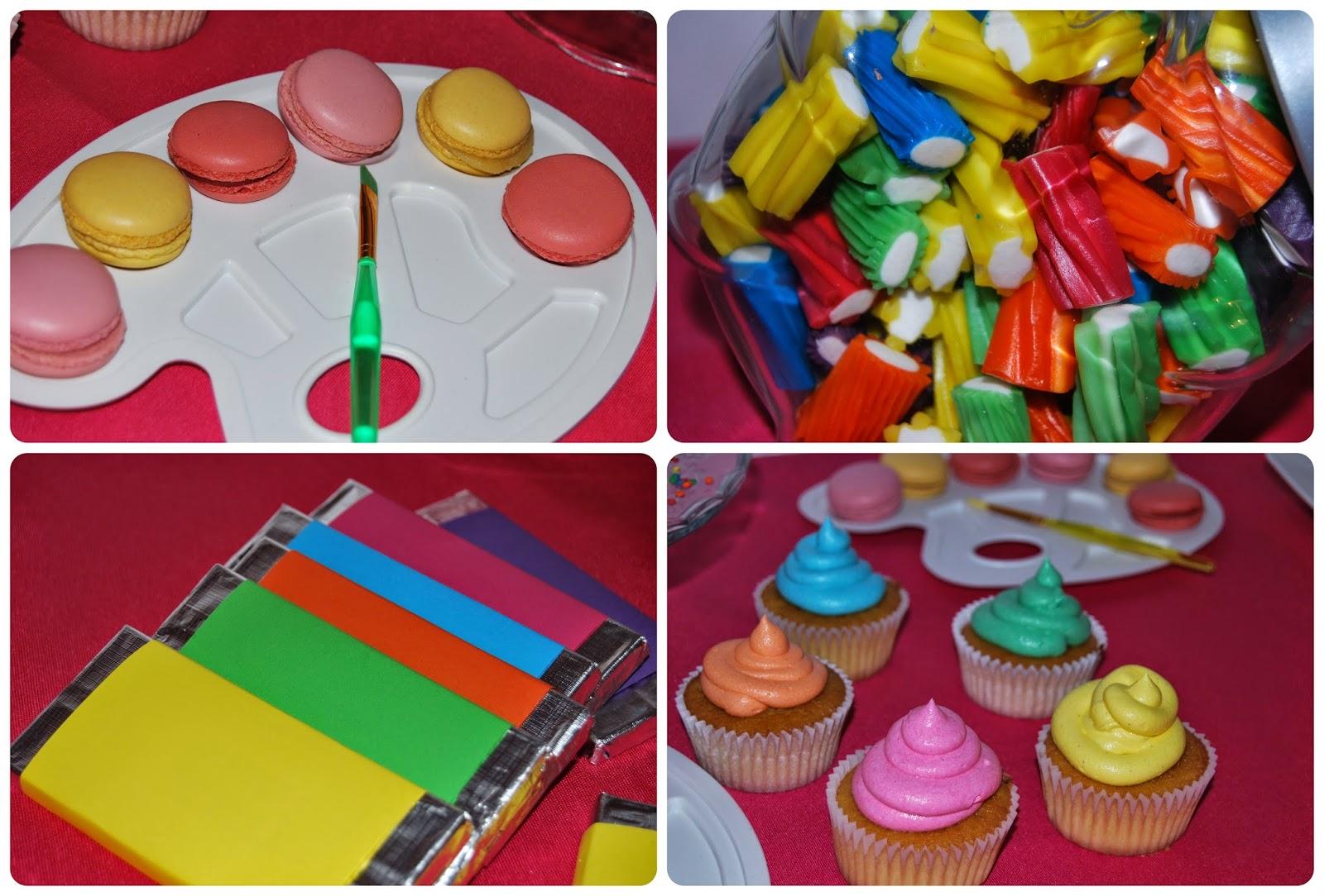 Cumpleaños Art Party 3