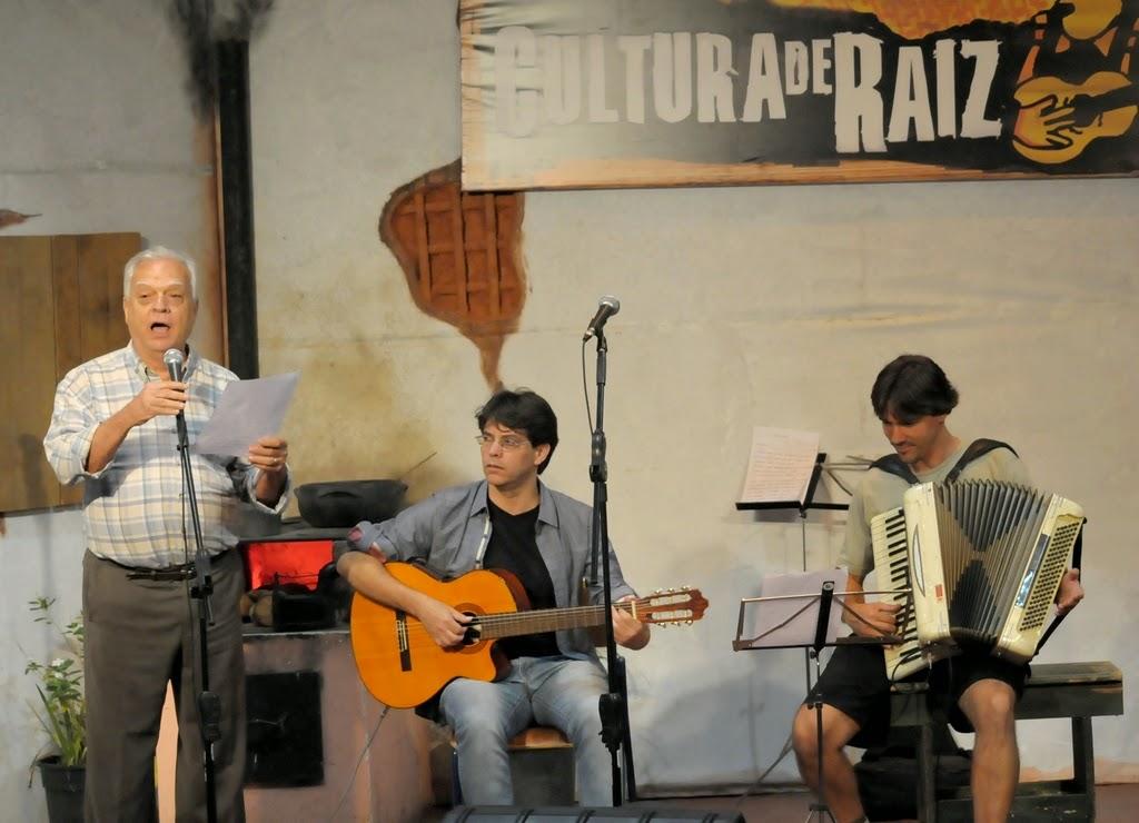 Luiz Aldo, Geremias Cruz e Alex Way