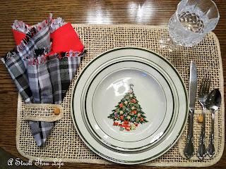 Navidad, Vajilla de Colores y Diseños