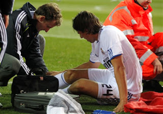 Khedira injured for all the season