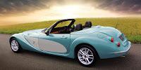Mitsuoka Roadster (2015) Rear Side
