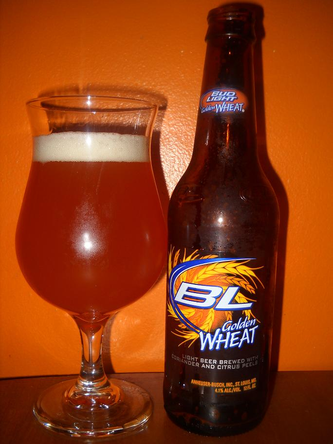 What Type Of Beer Is Bud Light Bard S Beer Project Bud Light Golden Wheat .