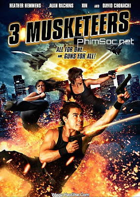 Biệt Đội Ngự Lâm Quân 3 Musketeers