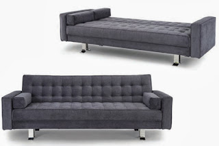 The Futon Shop Rudolpho Sofa Bed Convertible