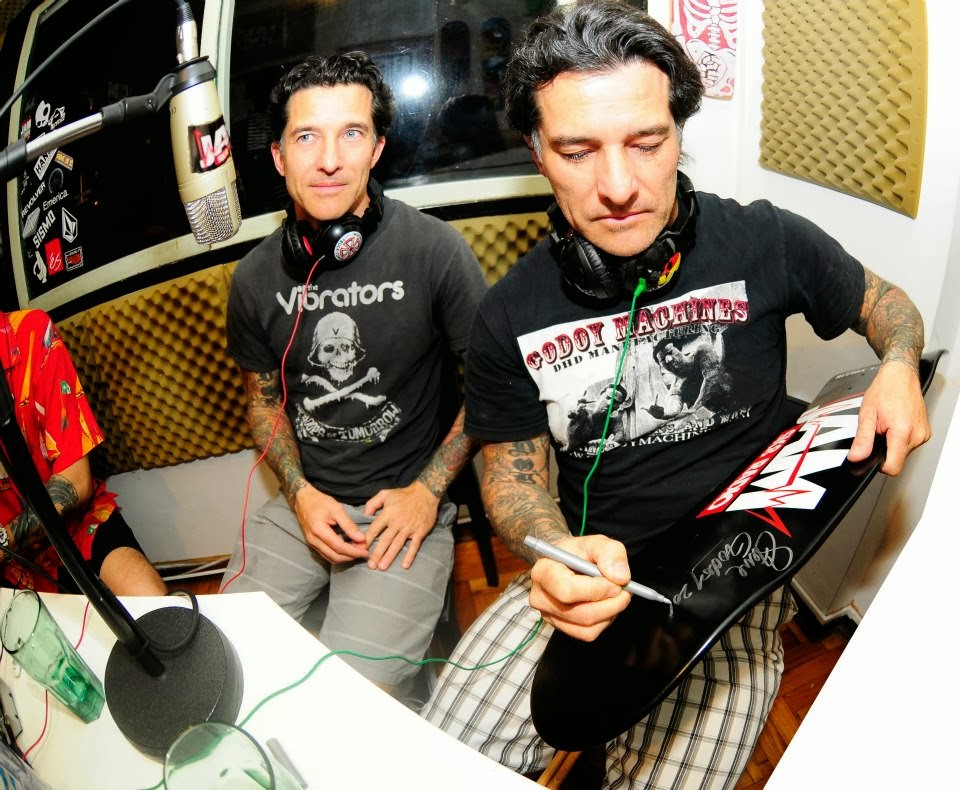 Godoys On the Radio - Argentina