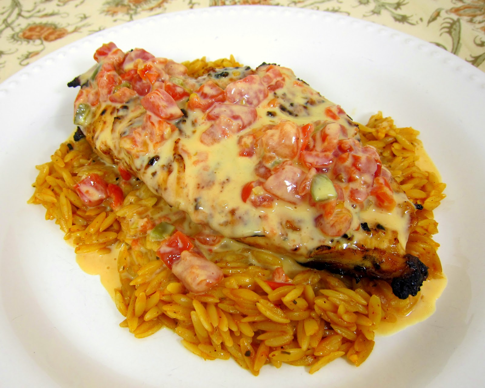 Smothered Chicken Recipe — Dishmaps