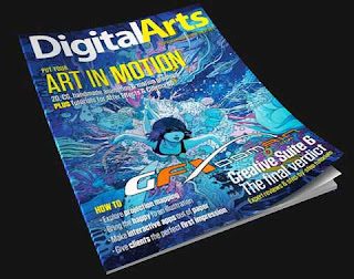 Digital Arts Magazine – June 2012