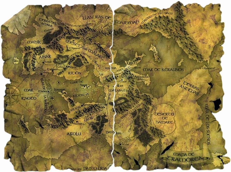 Tramórea mapa