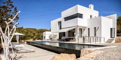 Arsitektur Rumah Minimalis Modern Elegan