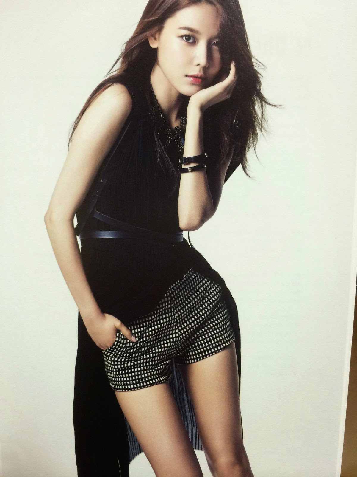 SNSD Sooyoung (수영; スヨン) Girls Generation The Best Scan Photos 3