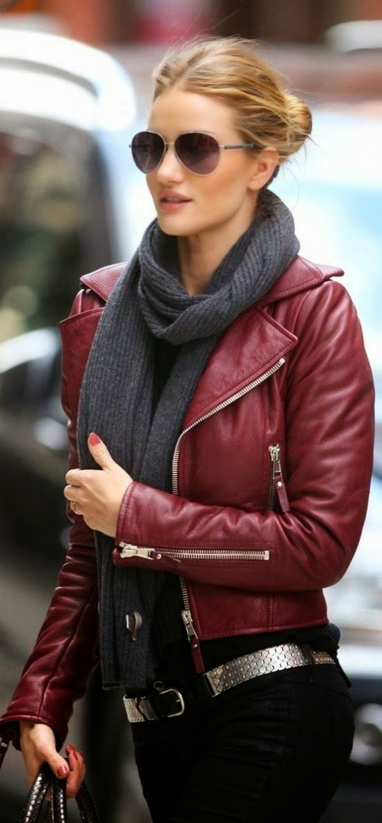 3 Top Amazing Woman's Leather Jacket