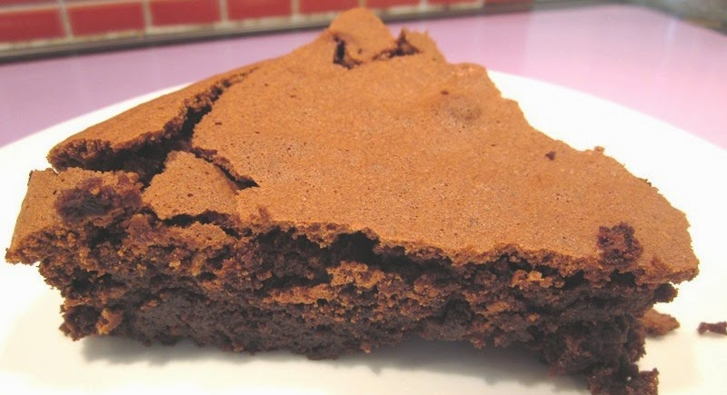 Bien manger sans gluten fondant au chocolat sans gluten - Gateau au chocolat sans farine ...