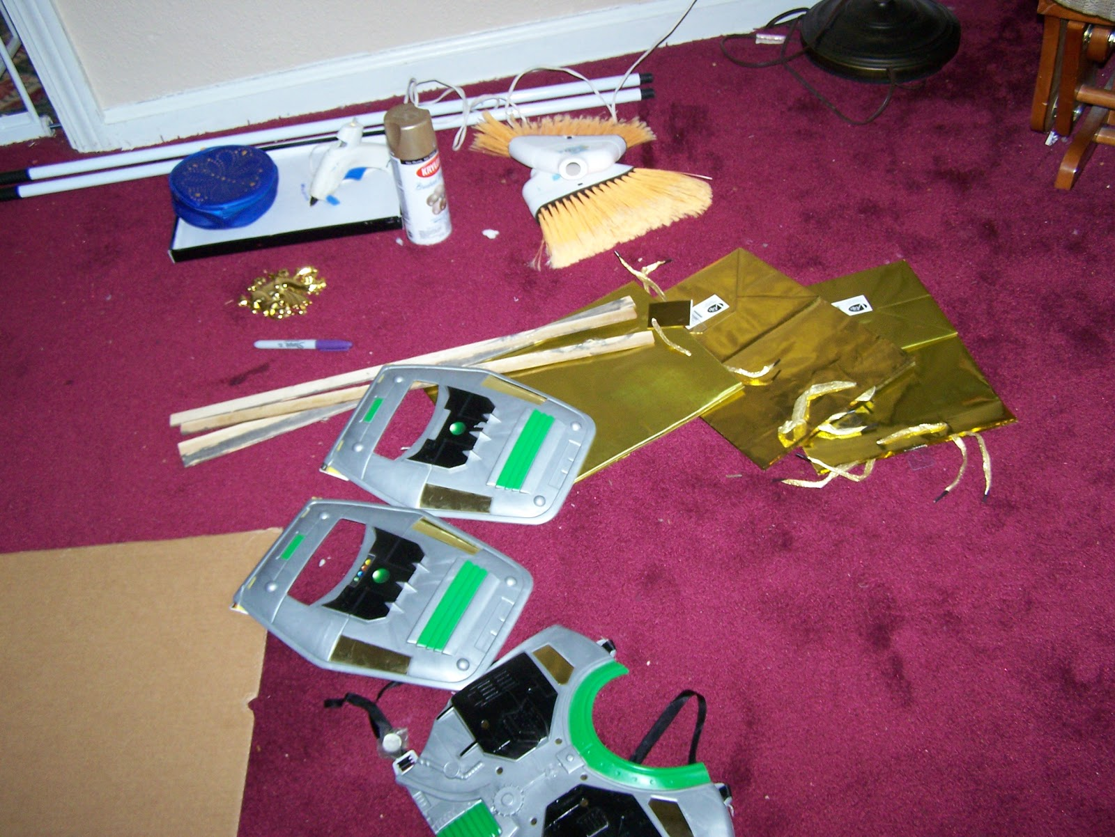 the cardboard crafter project ideas roman soldier costume