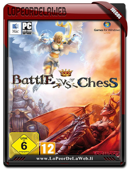 Battle vs Chess – Floating Island Multilenguaje