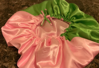 satin bonnets for natural hair