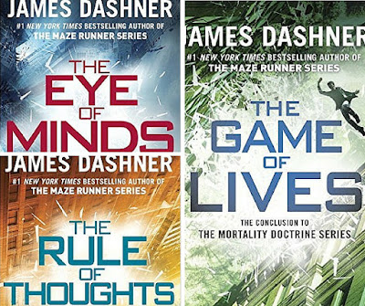 Review of The Mortality Doctrine Series by James Dashner