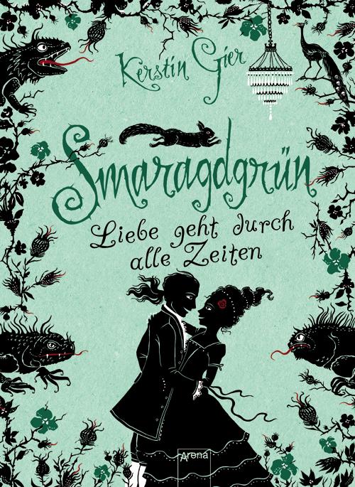 Kerstin Gier - Smaragdgrün: Liebe geht durch alle Zeiten - Edelstein Trilogie Band 3
