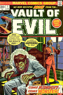 Marvel Comics Vault of Evil