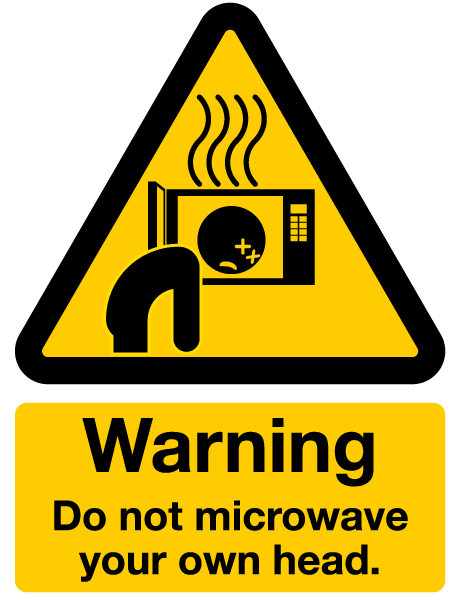 Image result for Do Not Microwave blogspot.com