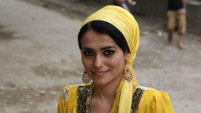 15 самых красивых таджикских девушек  смех без границ