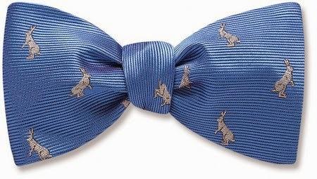 Harvey bow tie from Beau Ties Ltd.