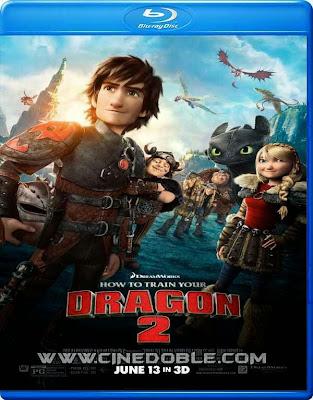 como entrenar a tu dragon 2 2014 720p latino Como entrenar a tu Dragon 2 (2014) 720p Latino