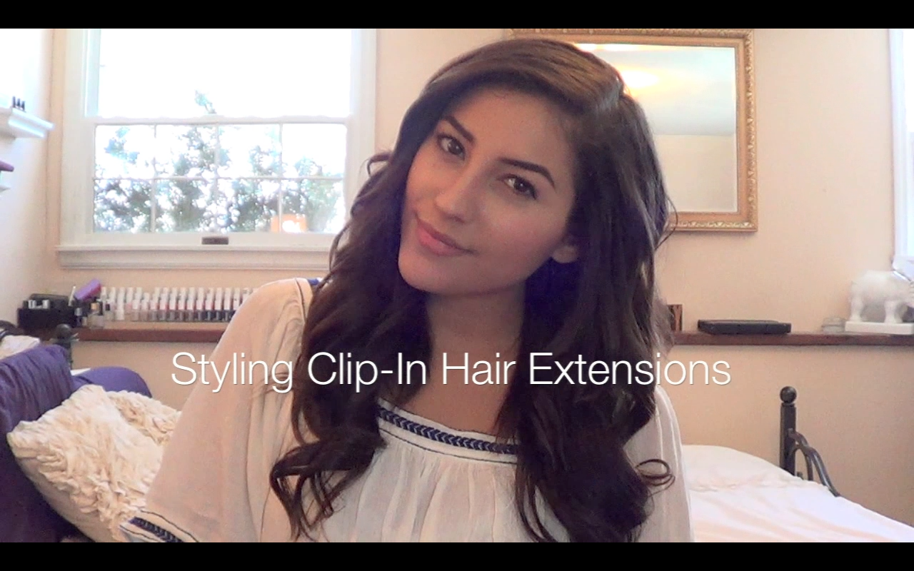 Saras Beauty Style Channel Styling Clip In Hair Extensions
