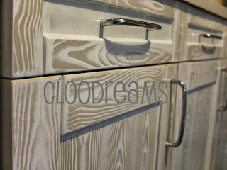 Cloodreams cio 39 che la mente pensa la mano crea come rinnovare mobili vintage - Pitturare ante cucina ...