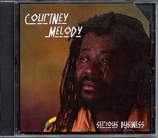 Courtney Melody - Serious Business [RE-UP]