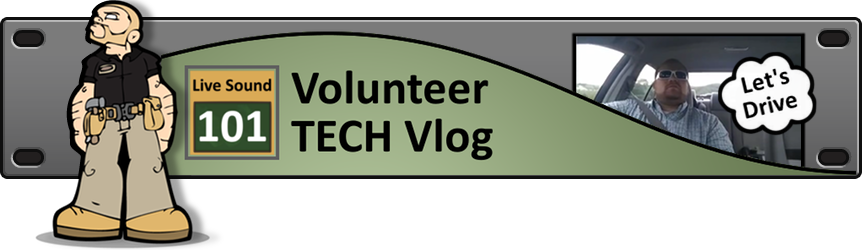 Volunteer Tech Vlog