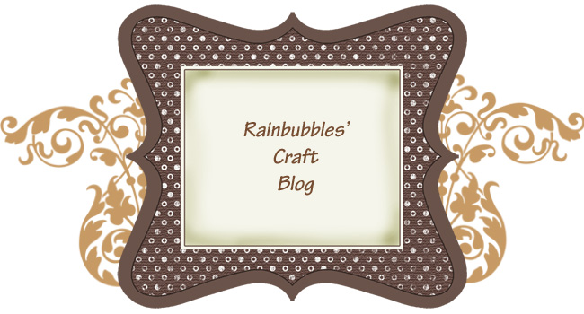 rainbubbles craft