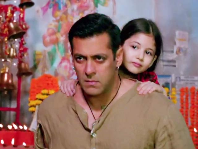 Little Girl In Bajrangi Bhaijaan