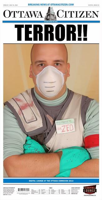 Dr. Zed - Terror!