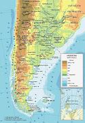 Esquivando el Éxito va a hacer un breve repaso sobre algunas cuestiones que . mapa fisico argentina