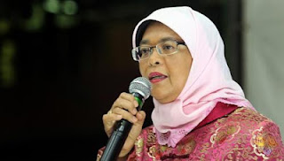 Halimah Yacob to be 1st woman Speaker