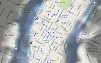 اداة تجريبية جديدة من جوجل Hotel Finder