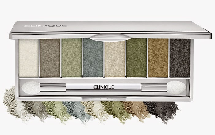 New Clinique Wear Everywhere Eyeshadow Palettes