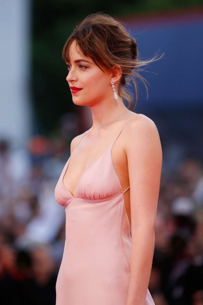 Dakota Johnson: Black Mass Premiere