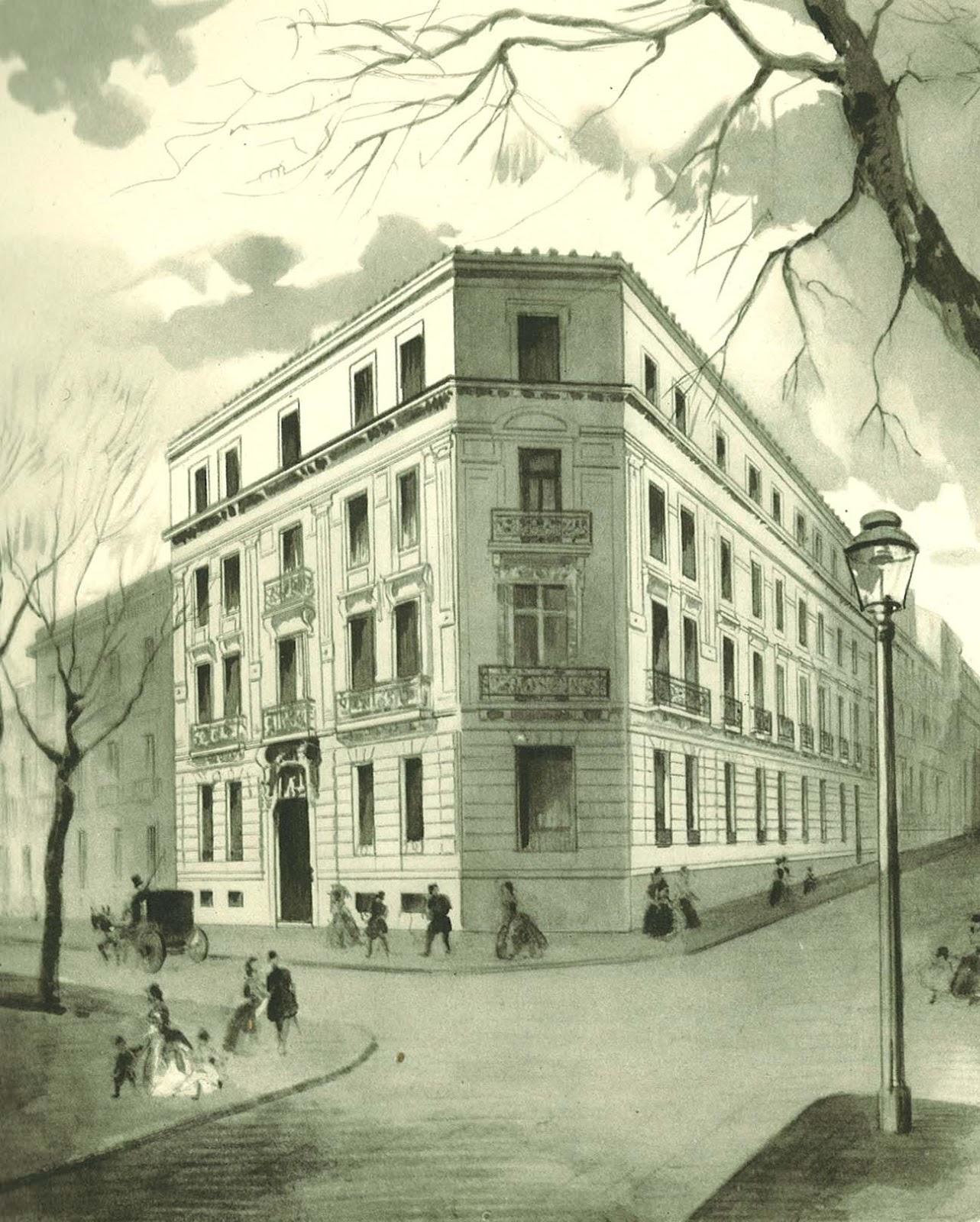 Yo trabaje en banesto una parte de la historia de banesto for Banco santander bilbao oficinas