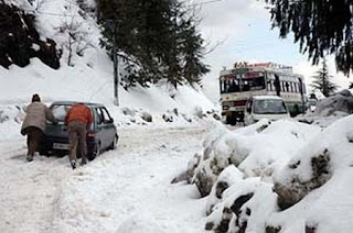 cold wave conditions persist in Himachal