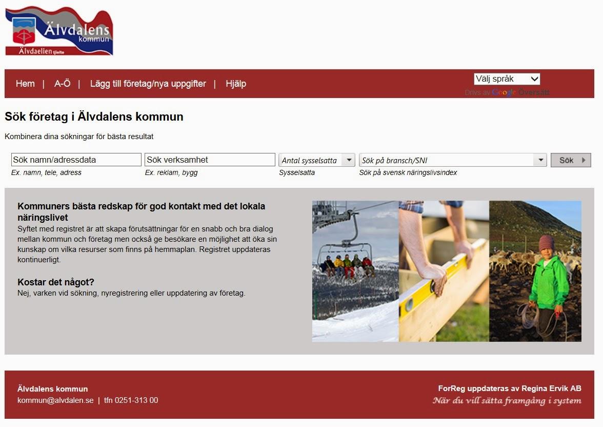 www.forreg.nu/alvdalen